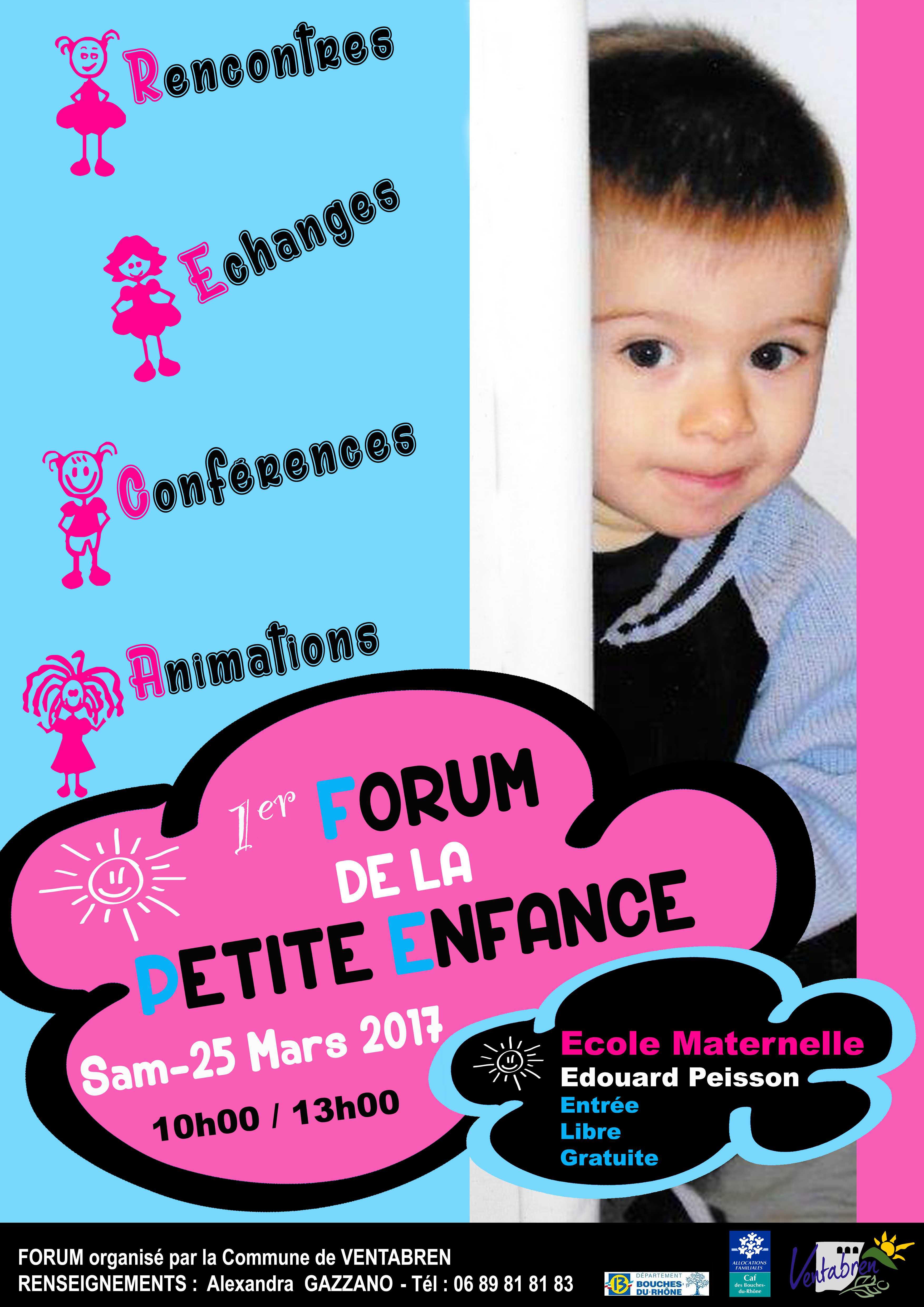 1er Forum de la Petite Enfance