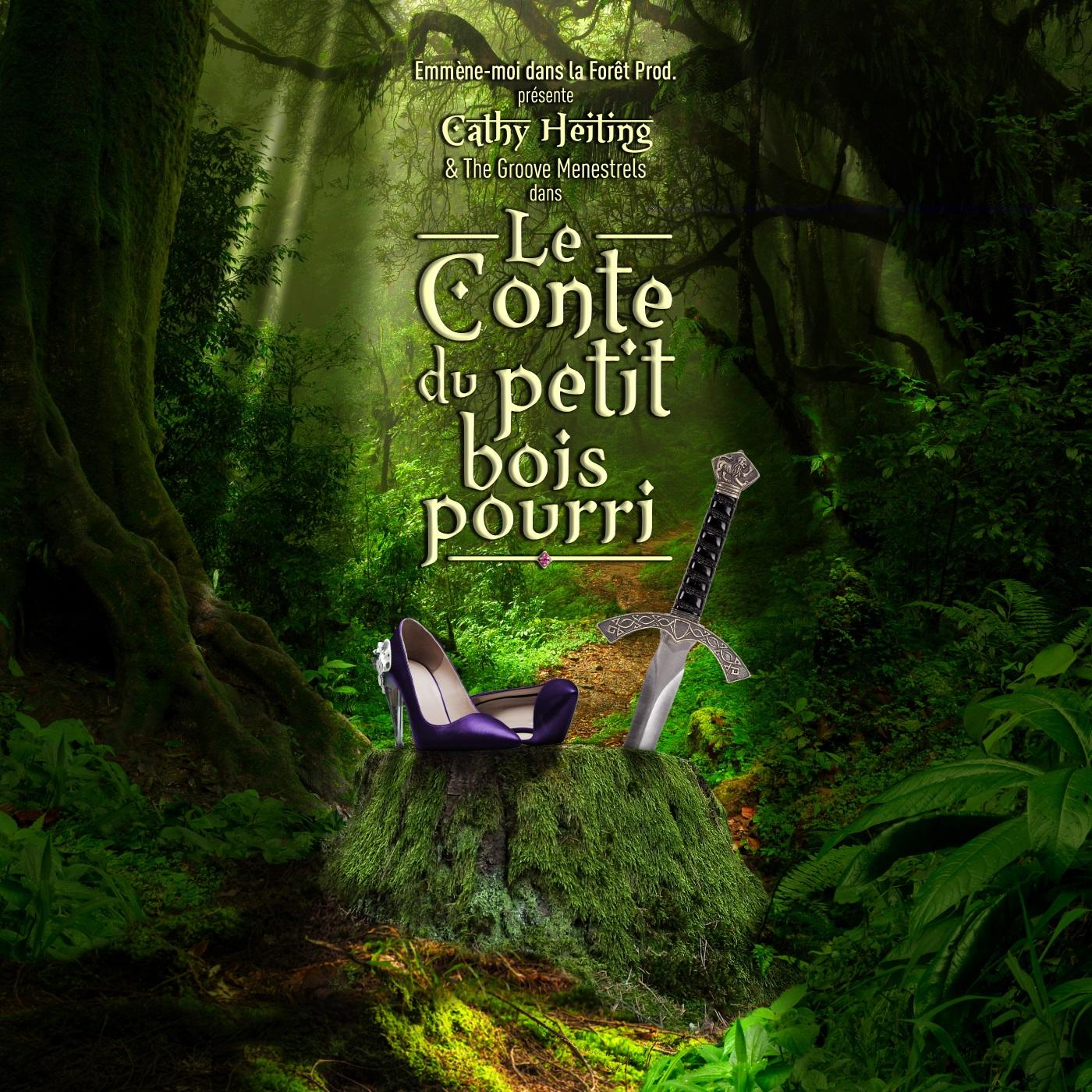 Concert Cathy Heiting » Le conte du petit bois pourri » REPORTE